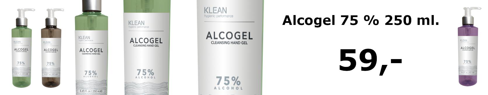 Alcogel 75% Håndsprit